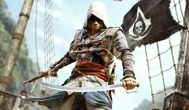 Assassin S Creed Black Flag Hidden Blade And A Keg Of Rum