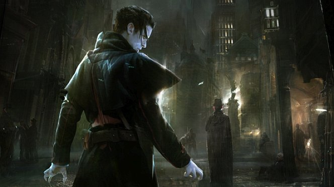 Vampyr won't be a weak game - it's going to launch in 2017 on PlayStation 4, Xbox One and PC.