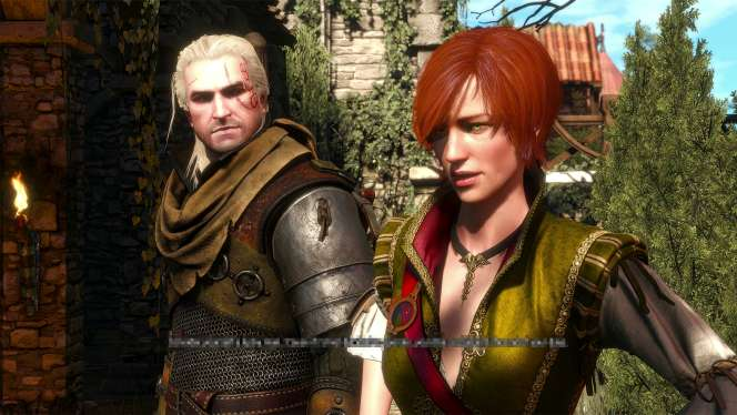 Confused already? There's another twist to this story: CD Projekt RED denies the existence of the Enhanced Edition. Oh really?