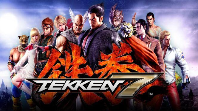 Tekken 7 wasn't joking around though - Tekken celebrates its twentieth birthday, so we got to see a bit of recap of the games as well