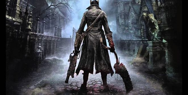 Bloodborne - Could it be that the sequel is Bloodborne 2, the reboot is for Armored Core, and the new project is virtual reality-related?