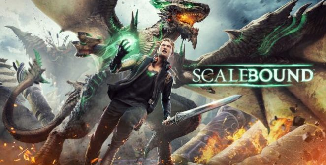 Scalebound - The multiplayer was presented at Microsoft's E3 program in the following video.