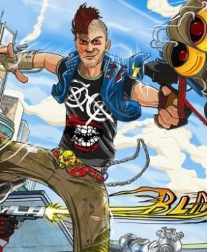 The story of Sunset Overdrive is a fun mix of Night of The Living Dead, and a guy going on a Coca-Cola bender for weeks.