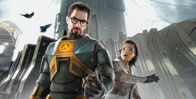 Half-Life 2 - It seems likely that Valve will port the first Half-Life game to the HTC Vive.