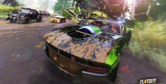 While the game modes are okay, the presentation, sound effects, and visuals are flabbergastingly the same, and even worse than the 2006 FlatOut game.