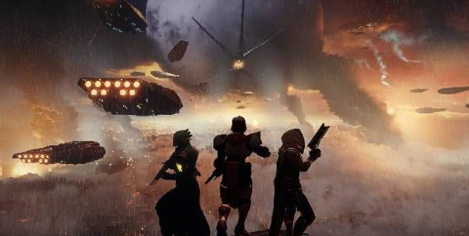 While Destiny 1 was considered by many a competent and even addicting online shooter, it was disliked by many for the cut story, and the loot is hard to get.