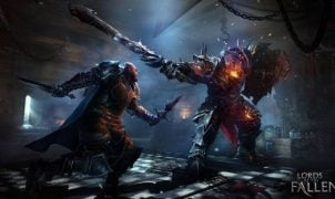 So Lords of the Fallen was published nearly five years ago by CI Games, formerly known as City Interactive. It was a passable Souls-clone, which was developed by Deck13, who then moved on to work on The Surge, which came out in 2017 - it was an alright futuristic Souls-clone, published by Focus Home Interactive. (The German dev team is now working on the sequel.) So they aren't working on Lords of the Fallen 2