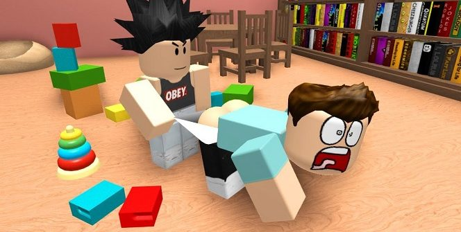 Roblox Players Have Been Banned Who Gang Raped A Seven Year