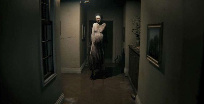 Silent Hills - P.T. - I don't know anything about games.
