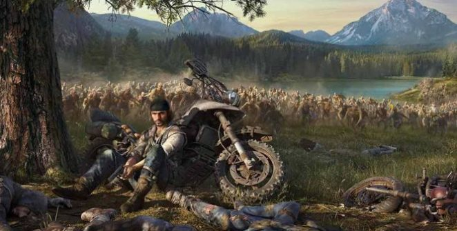 Days Gone - The PlayStation 4-exclusive Days Gone will launch on April 26.