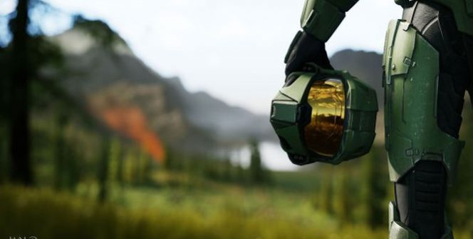 Halo Infinite singleplayer campaign presentation at the end of the month on July 23, the unveiling of the multiplayer will be postponed.
