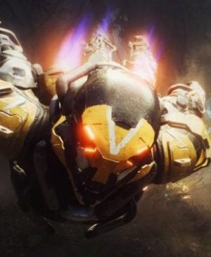 BioWare - Anthem - Initially, it seemed like our character might be just gliding, and it didn't seem fun either.
