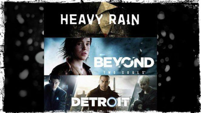 Image result for detroit become human heavy rain