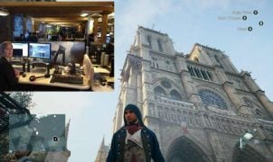 The spectacular 1: 1 recreation of the church in the Ubisoft video game set in Paris could end up being fundamental.