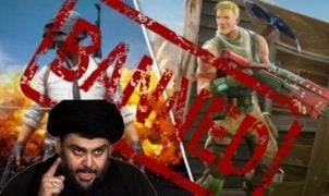 "Moqtada al-Sadr, a Shi'ite cleric, who is also a leader of a political alliance that gained the most seats in last year's parliamentary elections, said the following: ""What will you gain if you killed one or two people in PUBG? It is not a game for intelligence or a military game that provides you with the correct way to fight."