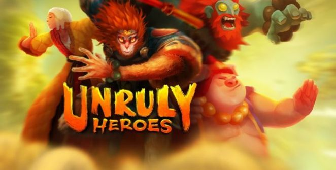 Magic Design Studios, creators of Unruly Heroes, has confirmed the premiere of their platform video game on PS4, a platform on which the game could not be released in its premiere last January.