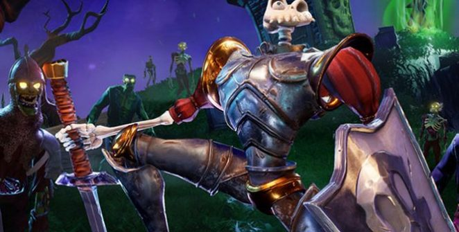 MediEvil - [GC 2019] Here's How Much MediEvil Improved Since The PS1