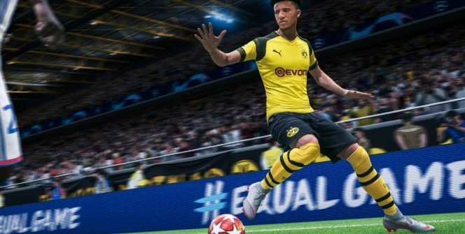 Electronic Arts - If you expect FIFA Street to return... well, you might not be disappointed that much.