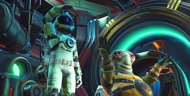 """A few days ago, Hello Games presented Beyond, the """"biggest and most important"""" update of No Man's Sky, with a release date: August 14. The news was accompanied by a brief trailer, which its managers have now expanded to show the most outstanding features of this new version of the game."""