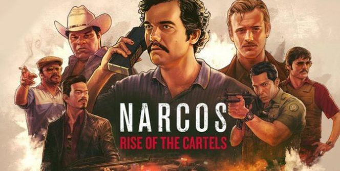 Narcos: Rise of the Cartels will be a turn-based strategy a la X-Com/Jagged Alliance.