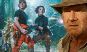 As it just so happens, Beck and Woods met with them about possible Star Wars and Indiana Jones projects.