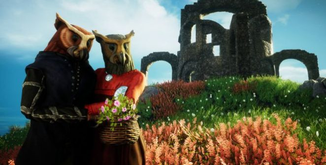 Nearly eight months after the original PC release, Eastshade Studios' game (who named it after themselves...) will soon become available on the PlayStation 4 and the Xbox One, too.