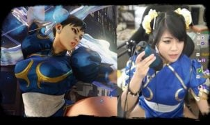 Quqco got suspended for three days because of sexual content, although the Chun-Li cosplay itself doesn't look like suggestive at all...