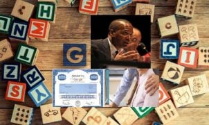 TECH NEWS - Alphabet is the parent company of Google, so the situation around David Drummond could be interesting.