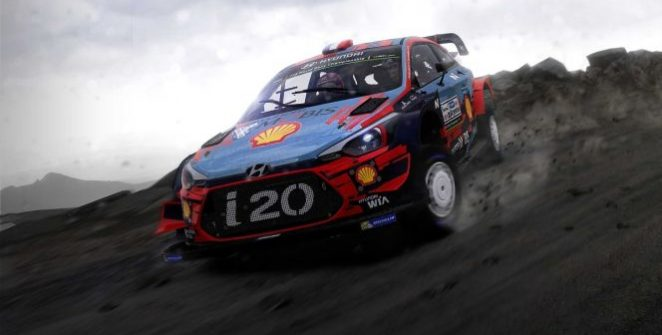 WRC 9 will not aim at just one console generation but two.