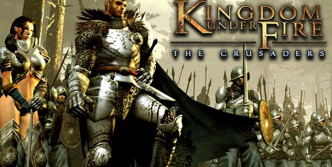 REVIEW - I have no idea what the point was behind porting a 2004 Kingdom Under Fire: The Crusaders Xbox game.