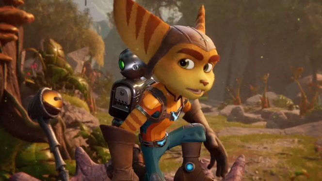 ratchet and clank ps5 new character