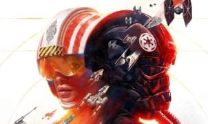The latest game from Star Wars also showed itself at the event in Germany - Star Wars: Squadrons flashed a release date this time.