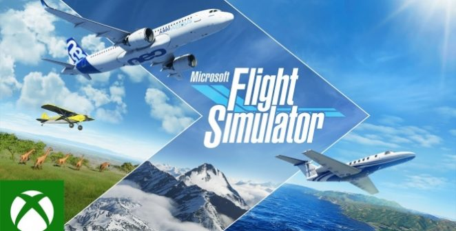The head of the game's development team said that the Microsoft Flight Simulator on Xbox One will be at least as impressive as it is on PC.