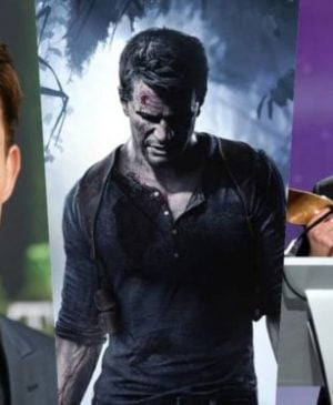 The creative director of Uncharted 4 and The Last of Us 2 had a few words with the leading actor of the film.