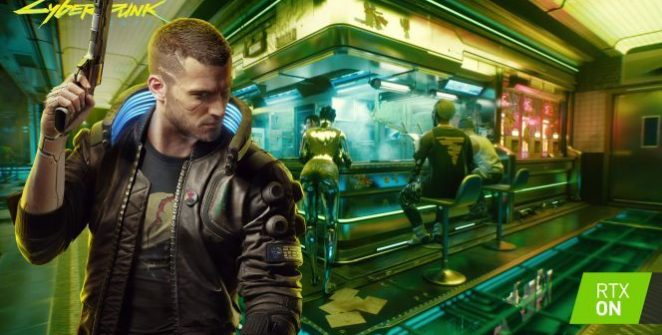 CD Projekt showed a new trailer for the game with ray tracing and running on the new graphics.