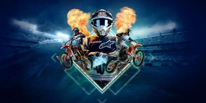 Milestone has a few games that launch every year. Monster Energy Supercross - The Official Videogame is one of them.