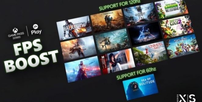The Xbox Series X and the Xbox Series S (given you have a proper display for either of them) can provide better frame rates in multiple games published by Electronic Arts.